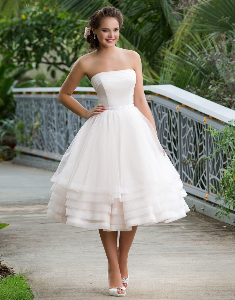 Sweetheart 6131 - The Blushing Bride Boutique / Off the Rack