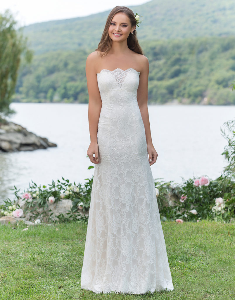 Sweetheart by Justin Alexander 6159 - The Blushing Bride boutique in Frisco, Texas