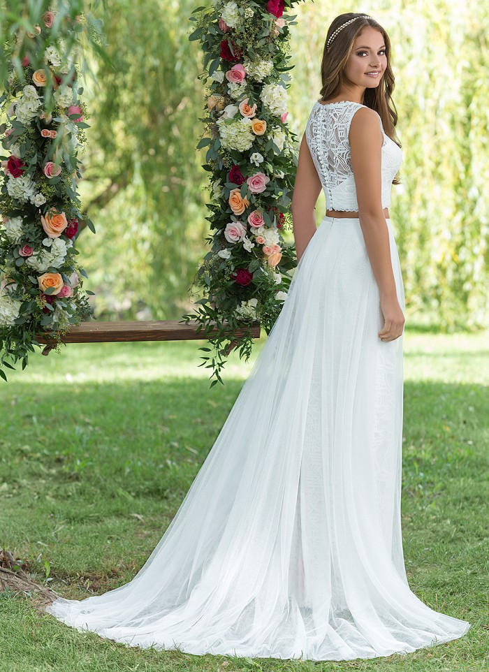 Justin Alexander Sweetheart 6140 Off the Rack/Clearance Bridal - The Blushing Bride boutique in Frisco, Texas
