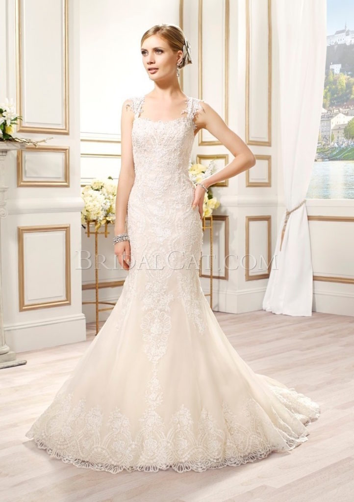 Val Stefani D8084 - Off the Rack Bridal at The Blushing Bride boutique in Frisco, Texas
