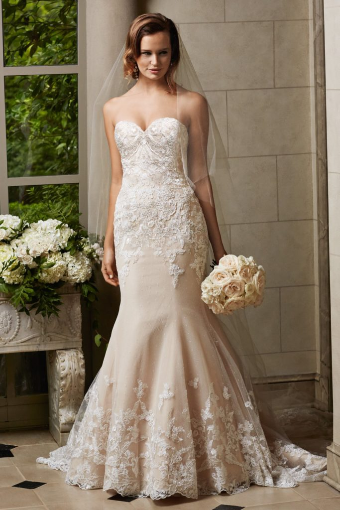 discount wedding dresses dallas. wtoo cosette wedding gown on sale - the blushing bride boutique in frisco, texas discount dresses dallas