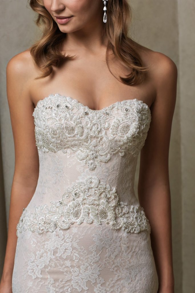 Wtoo Isadora - The Blushing Bride boutique in Frisco, Texas Off the Rack Bridal
