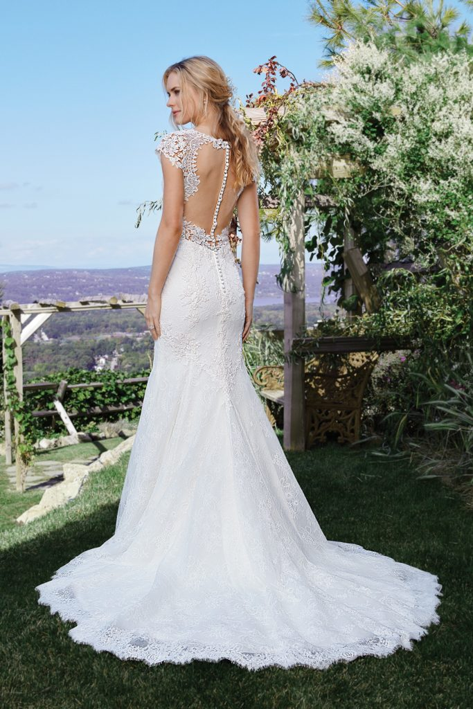 Lillian West Style 6437 available at The Blushing Bride boutique in Frisco, Texas