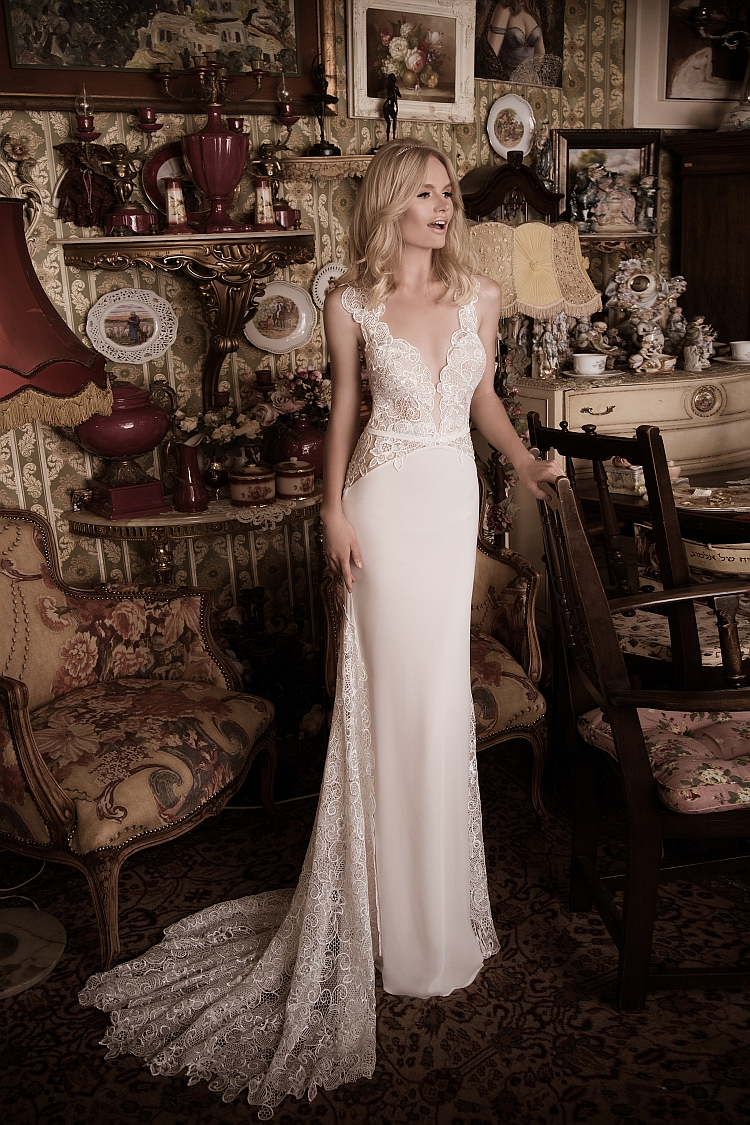 Naama and Anat Couture Gorgeous - The Blushing Bride boutique in Frisco, Texas