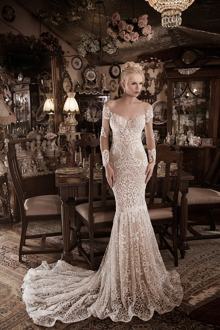 Naama and Anat Couture Superior - The Blushing Bride boutique in Frisco, Texas