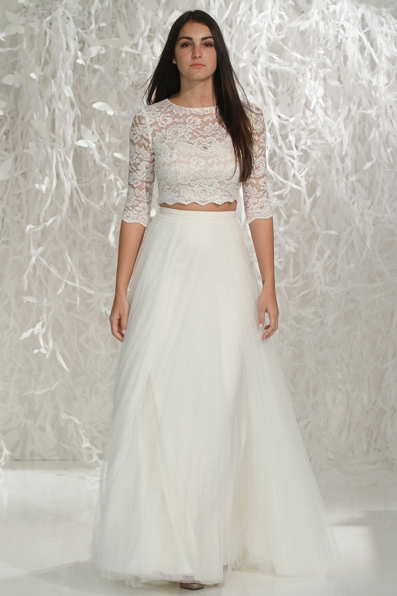 On Trend: Bridal Separates – The Blushing Bride boutique