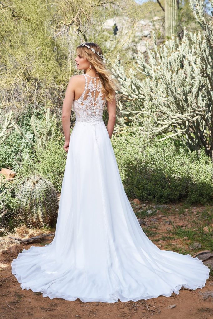 Lillian West 6515 - The Blushing Bride boutique in Frisco, Texas