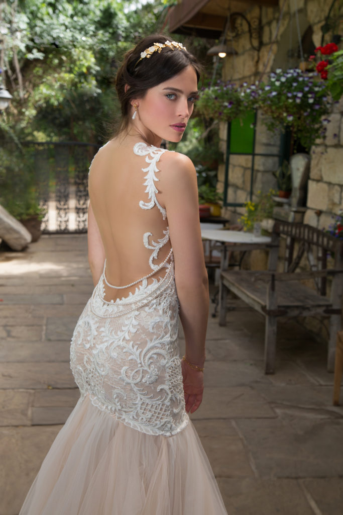Naama and Anat Angelic Couture Wedding Gown - The Blushing Bride boutique in Frisco, Texas