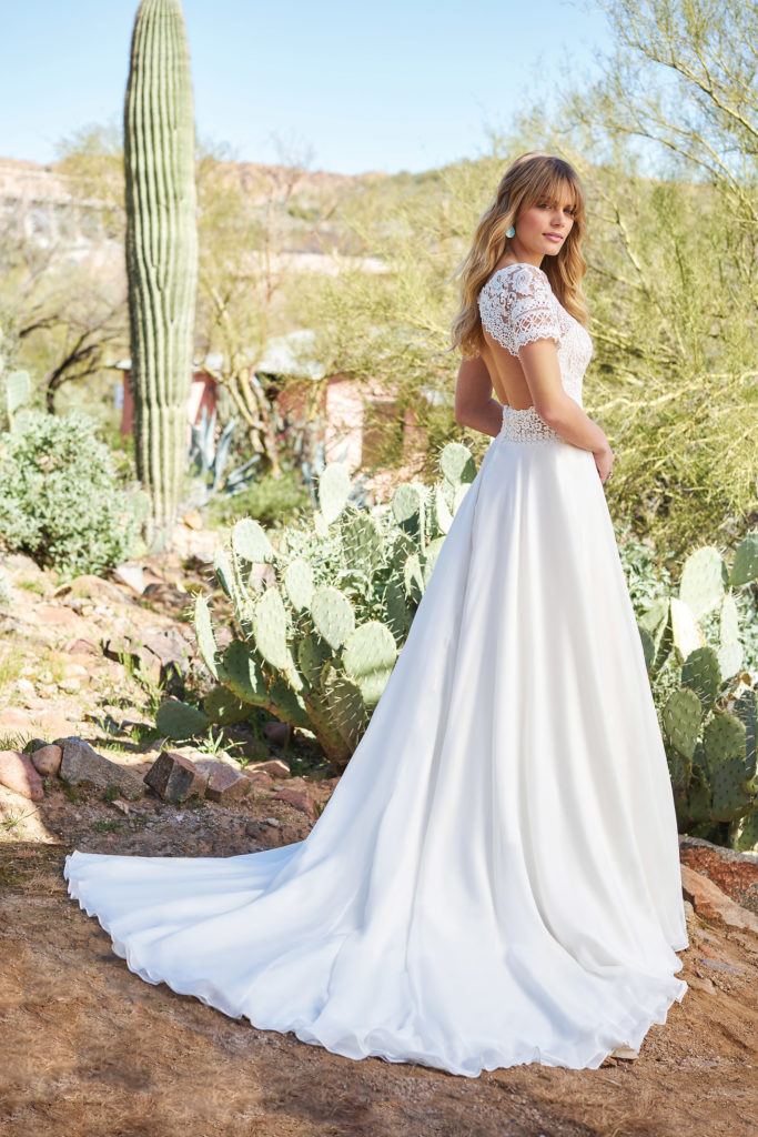 Lillian West Wedding Gowns - The Blushing Bride boutique in Frisco, Texas