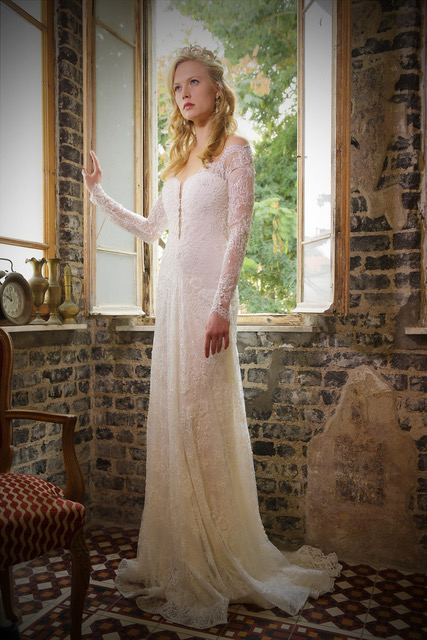 Naama and Anat Couture Artemis - The Blushing Bride boutique in Frisco, Texas