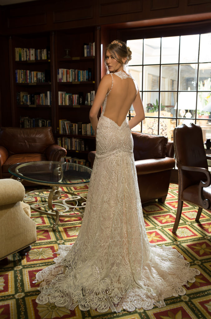 Naama and Anat Couture - The Blushing Bride boutique in Frisco, Texas