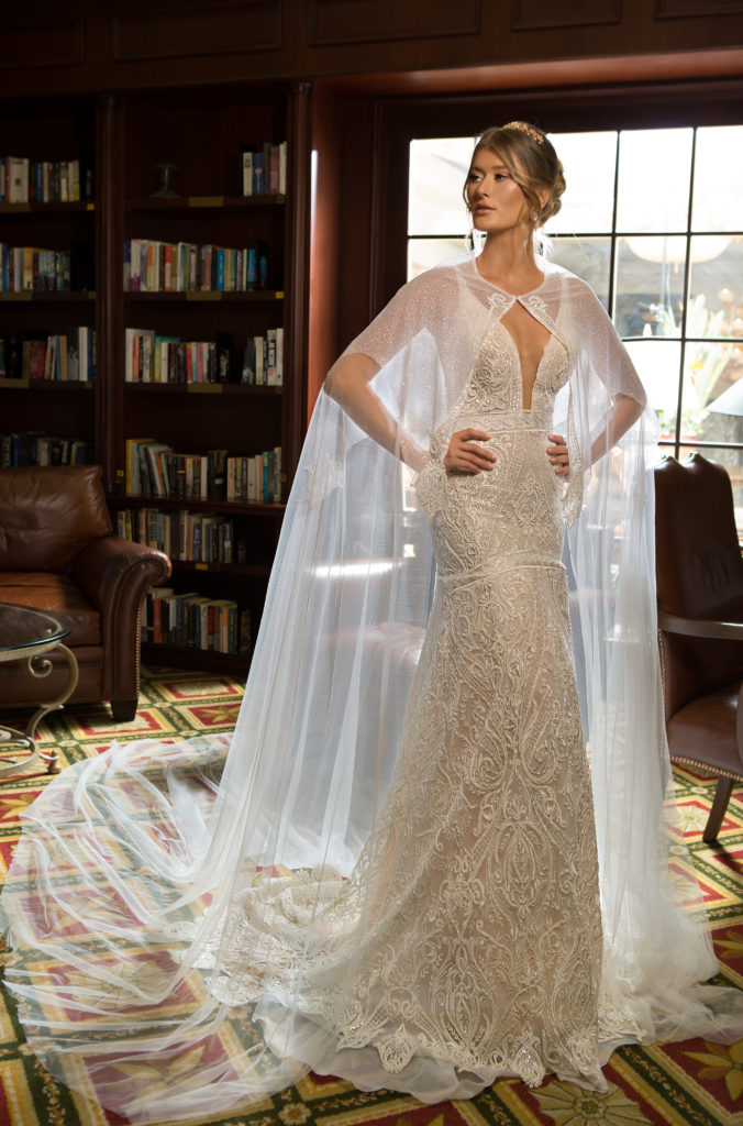 "Naama and Anat Couture ""Aurora"" - The Blushing Bride boutique in Frisco, Texas"