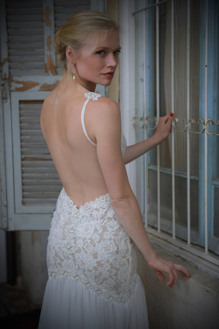 Naama and Anat Couture Aprodite - The Blushing Bride boutique in Frisco, Texas