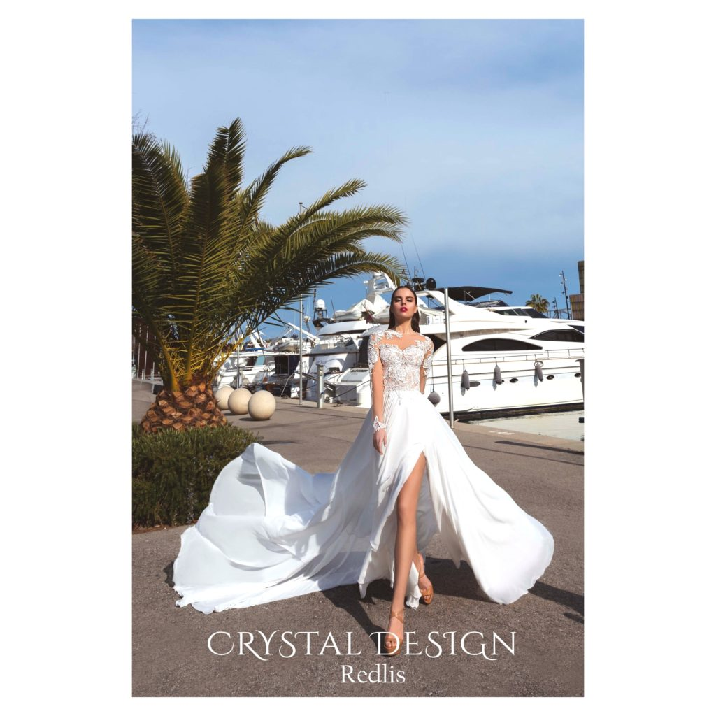 Crystal Design Redlis - The Blushing Bride boutique in Frisco, Texas