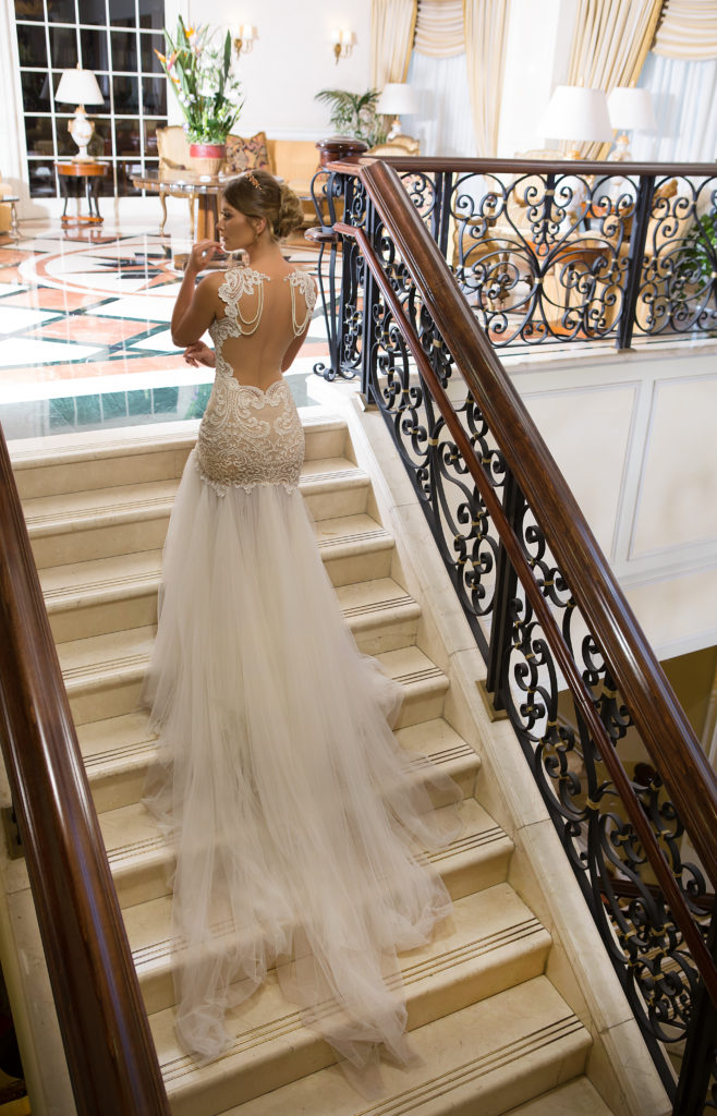 "Naama and Anat Couture ""Devine"" - The Blushing Bride boutique in Frisco, Texas"