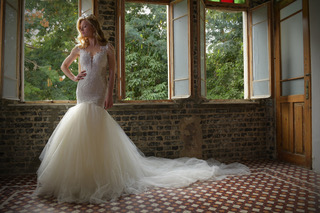 Naama and Anat Couture Diva - The Blushing Bride boutique in Frisco, Texas