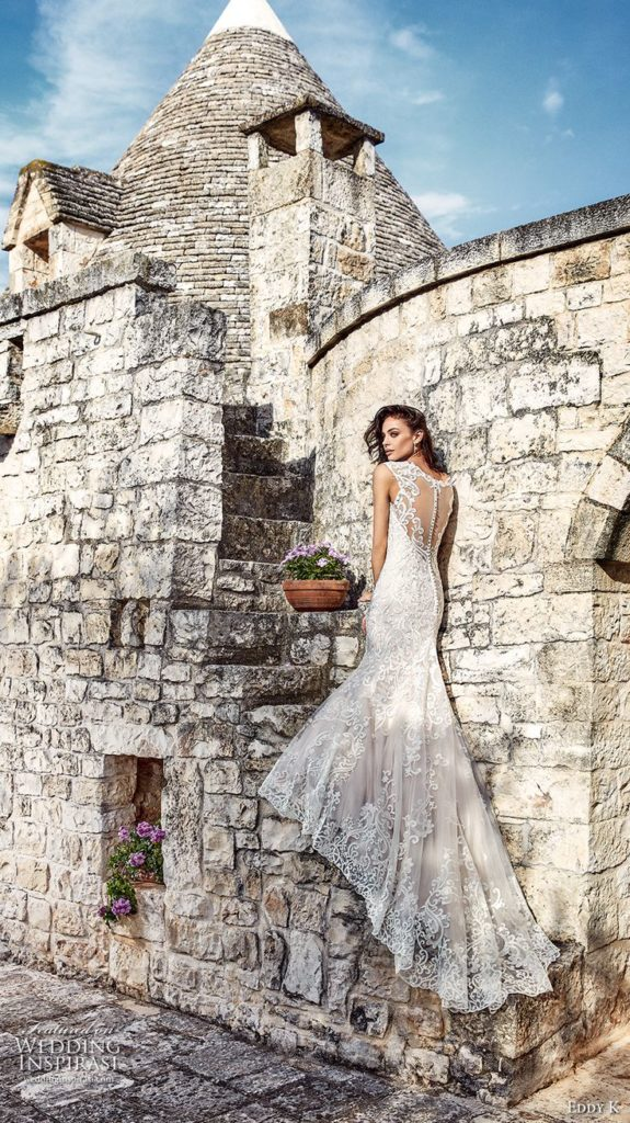 EddyK Dreams Flavia - The Blushing Bride boutique in Frisco, Texas