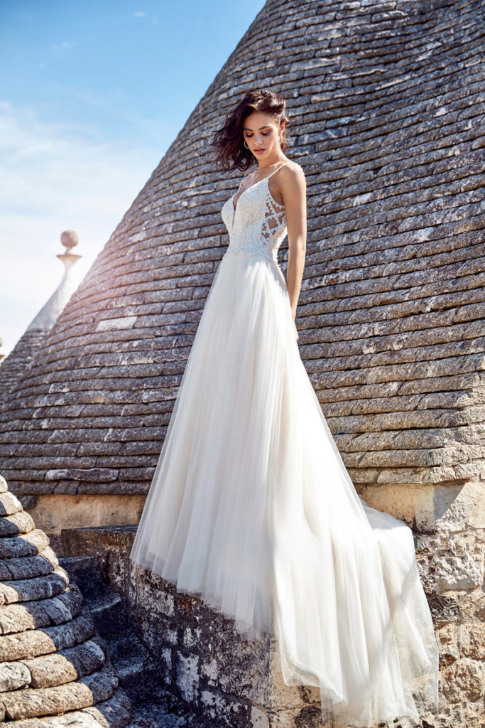 EddyK Dreams Giulia - The Blushing Bride boutique in Frisco, Texas