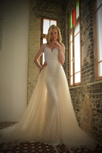 Naama and Anat Couture Hera - The Blushing Bride boutique in Frisco, Texas