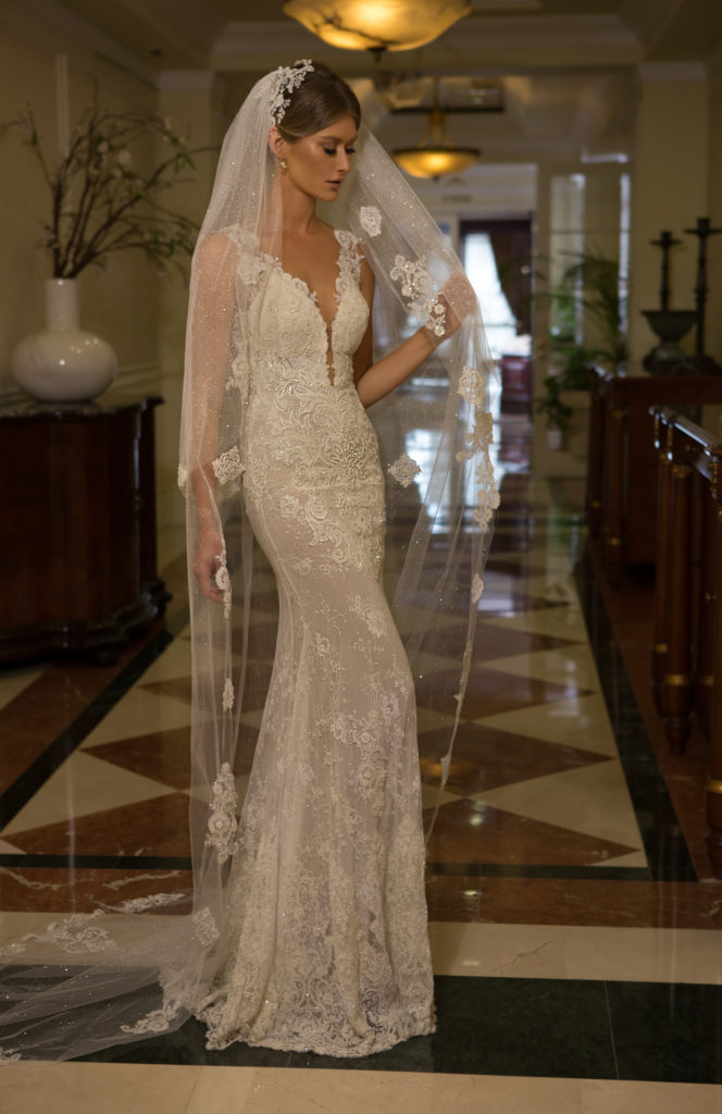 "Naama and Anat Couture ""Libertas"" - The Blushing Bride boutique in Frisco, Texas"