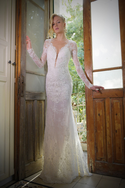 Naama and Anat Couture Libertis - The Blushing Bride boutique in Frisco, Texas