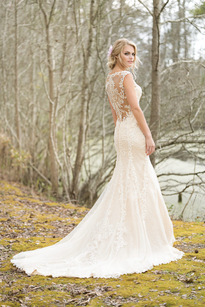 Lillian West 6459 - The Blushing Bride boutique in Frisco, Texas