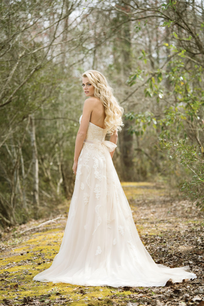 Lillian West 6461 - The Blushing Bride boutique in Frisco, Texas