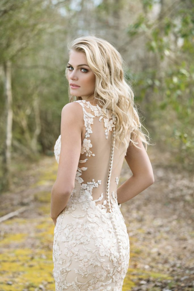 Lillian West 6472 - The Blushing Bride boutique in Frisco, Texas