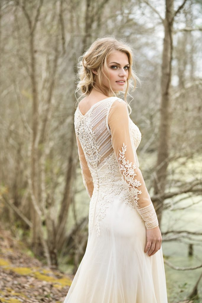 Lillian West LW 6453 - The Blushing Bride boutique in Frisco, Texas
