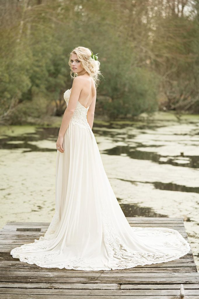 Lillian West LW 6469 - The Blushing Bride boutique in Frisco, Texas