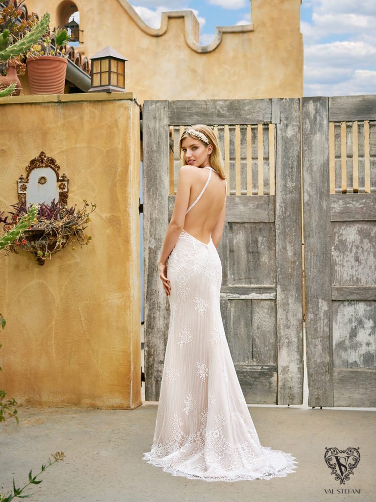 Val Stefani S2017 - The Blushing Bride boutique in Frisco, Texas