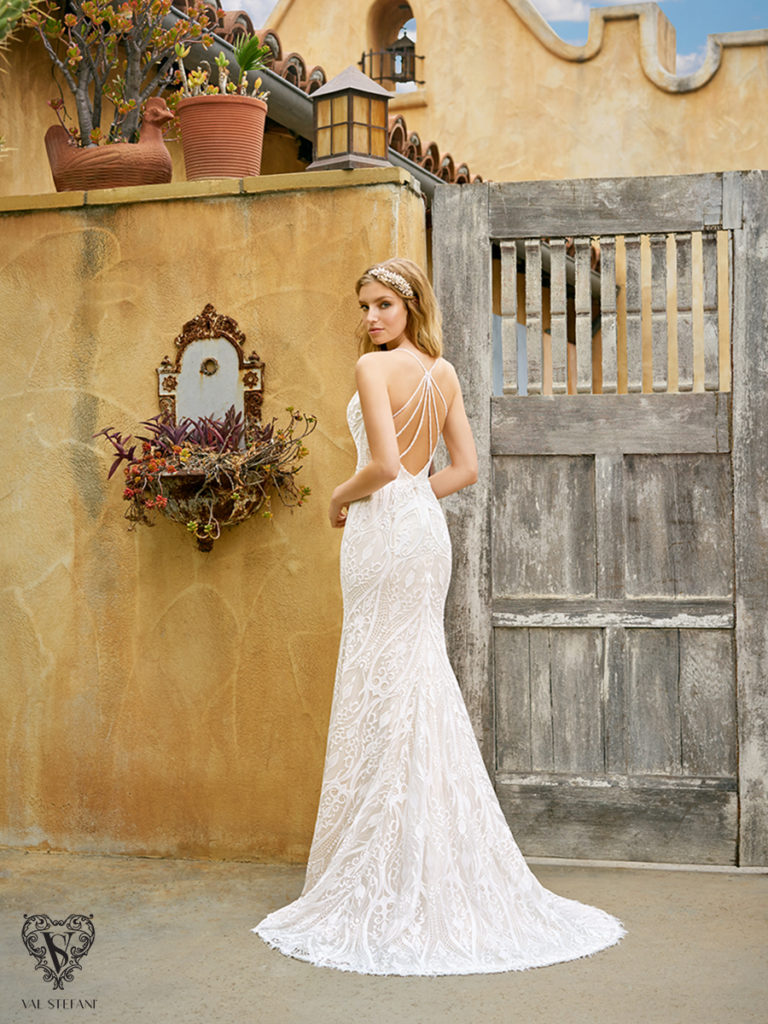Val Stefani S2072 - The Blushing Bride boutique in Frisco, Texas