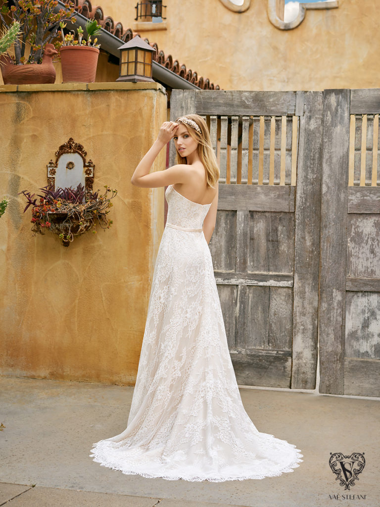 Val Stefani S2073 - The Blushing Bride boutique in Frisco, Texas
