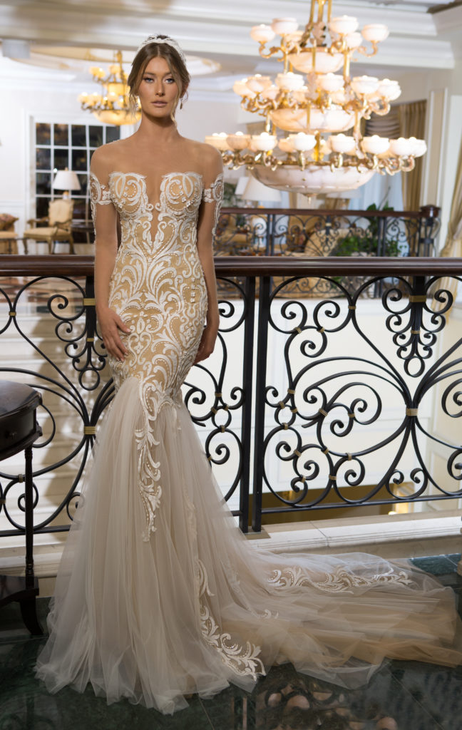 "Naama and Anat Couture ""Sensual"" - The Blushing Bride boutique in Frisco, Texas"