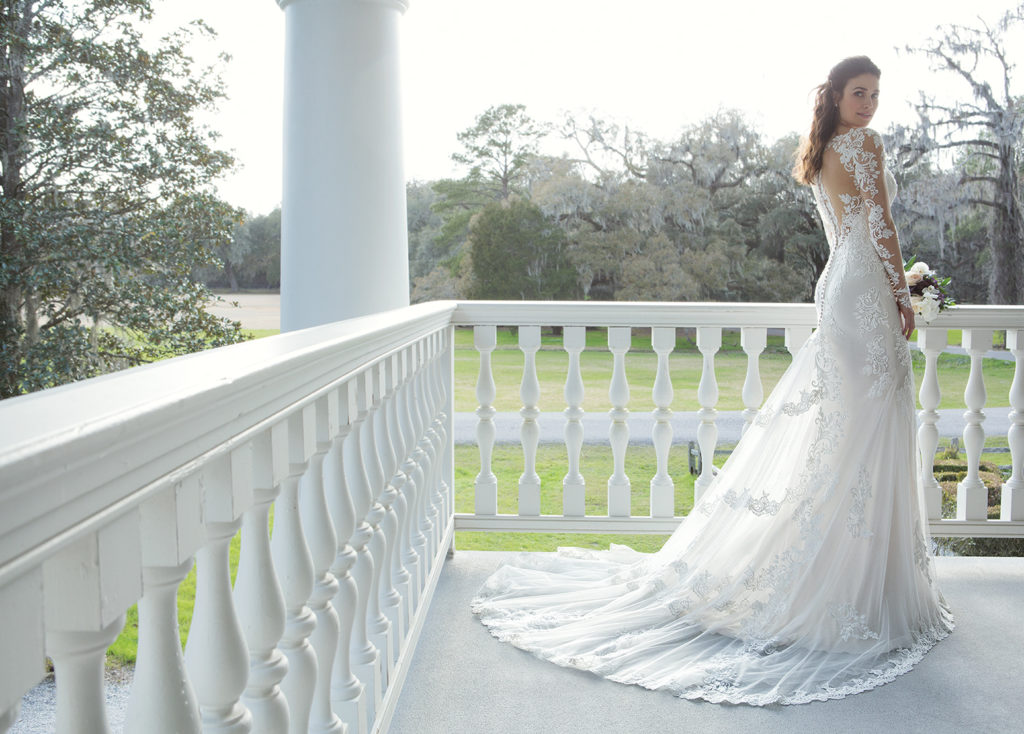 Sincerity Bridal 3936 - The Blushing Bride boutique in Frisco, Texas