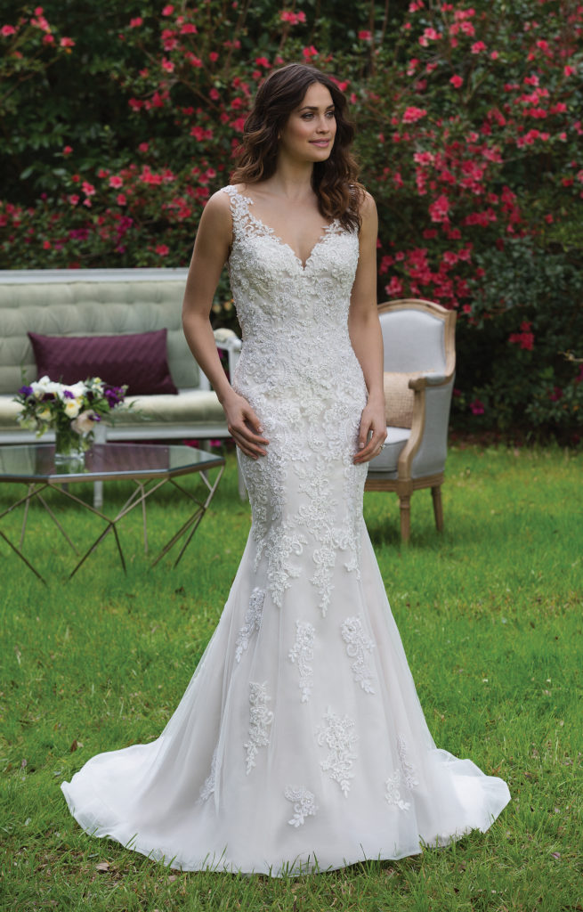 Sincerity Bridal 3946 - The Blushing Bride boutique in Frisco, Texas