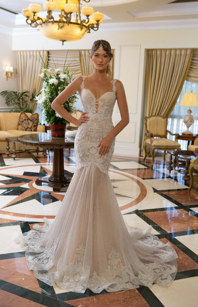 """Naama and Anat Couture """"Soul"""" - The Blushing Bride boutique in Frisco, Texas"""