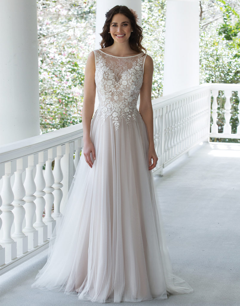 Sincerity Bridal 3945 - The Blushing Bride boutique in Frisco, Texas