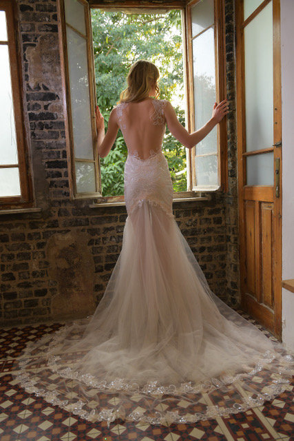 Naama and Anat Couture Gaia - The Blushing Bride boutique in Frisco, Texas