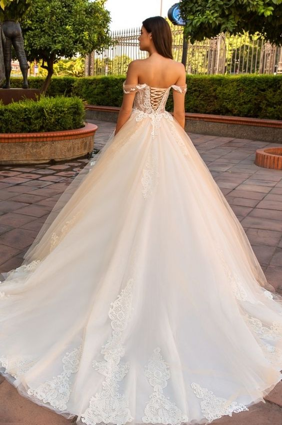 Merida by Crystal Design - The Blushing Bride boutique in Frisco, Texas