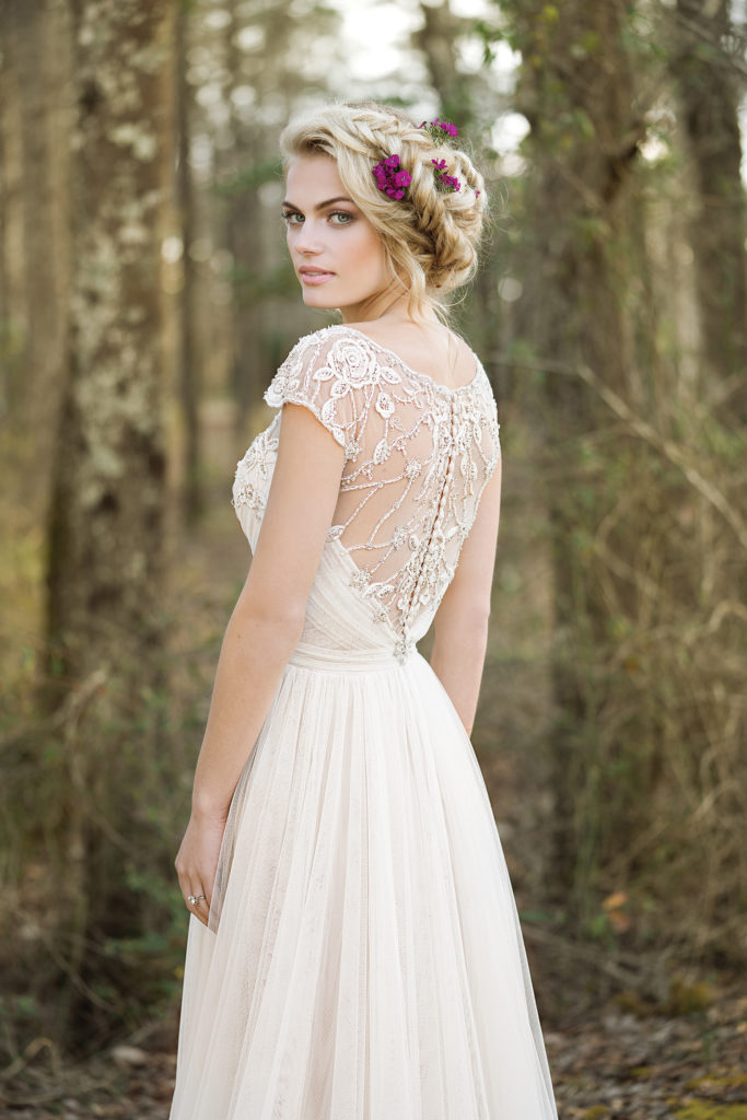 Lillian West 6470 - The Blushing Bride boutique in Frisco, Texas