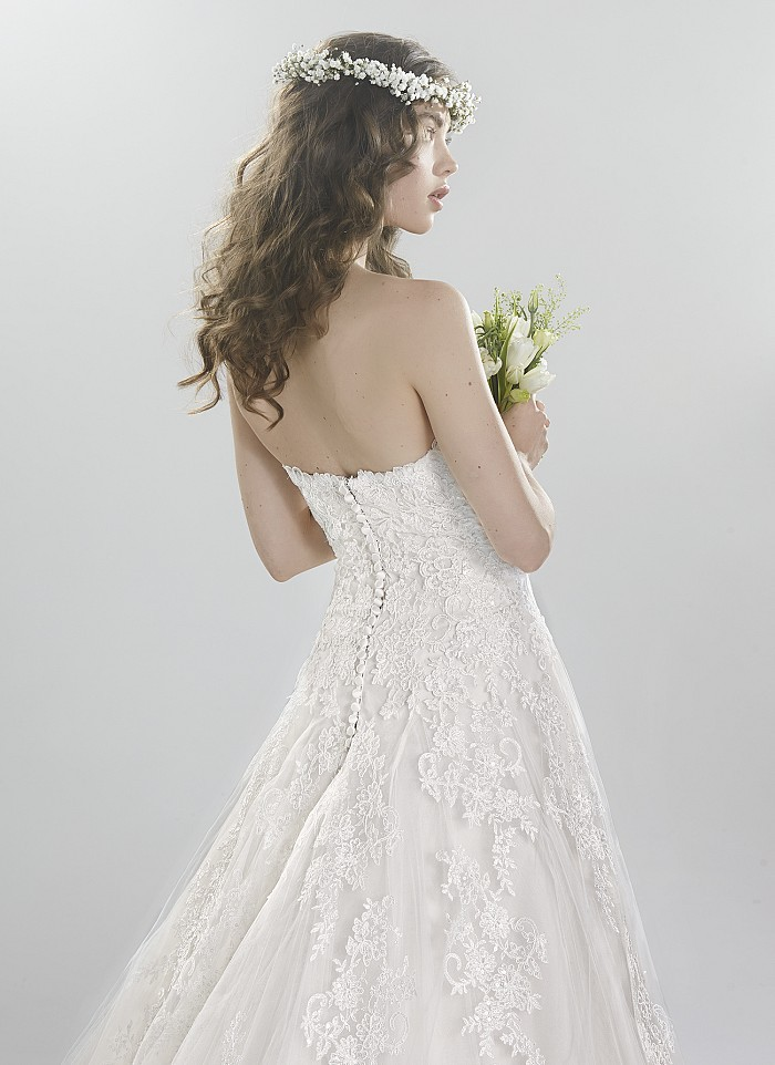 Lillian West 6394 - The Blushing Bride boutique in Frisco, Texas