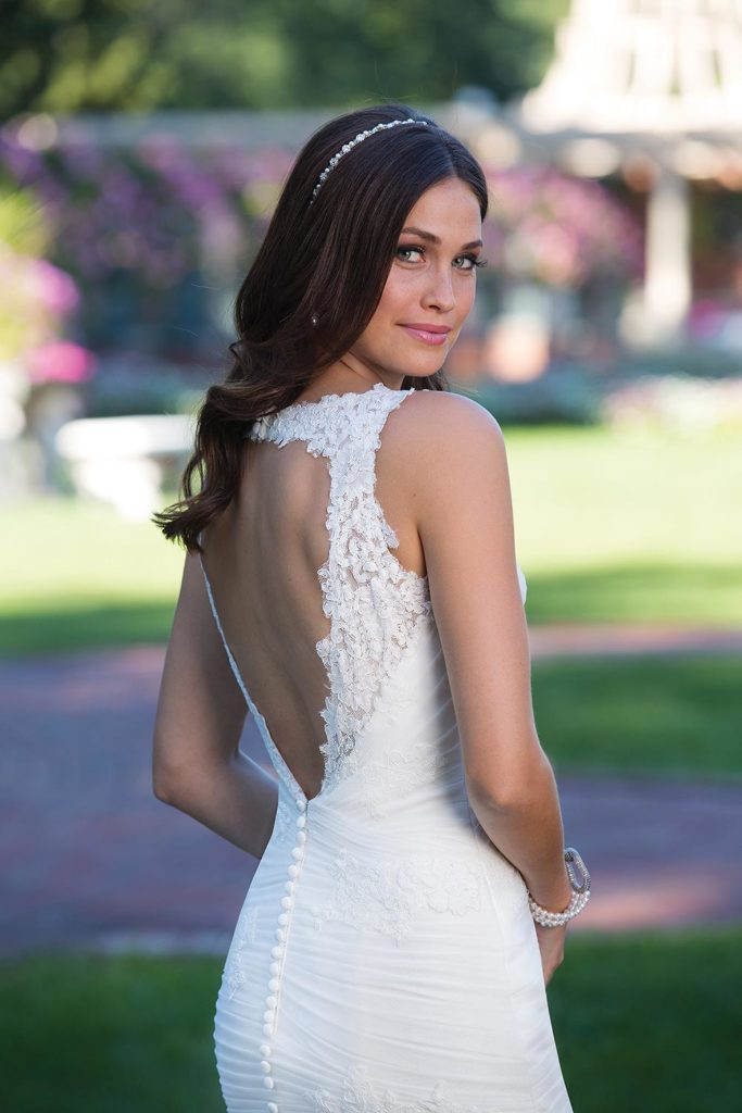 Sincerity Bridal 3929 - The Blushing Bride boutique in Frisco, Texas