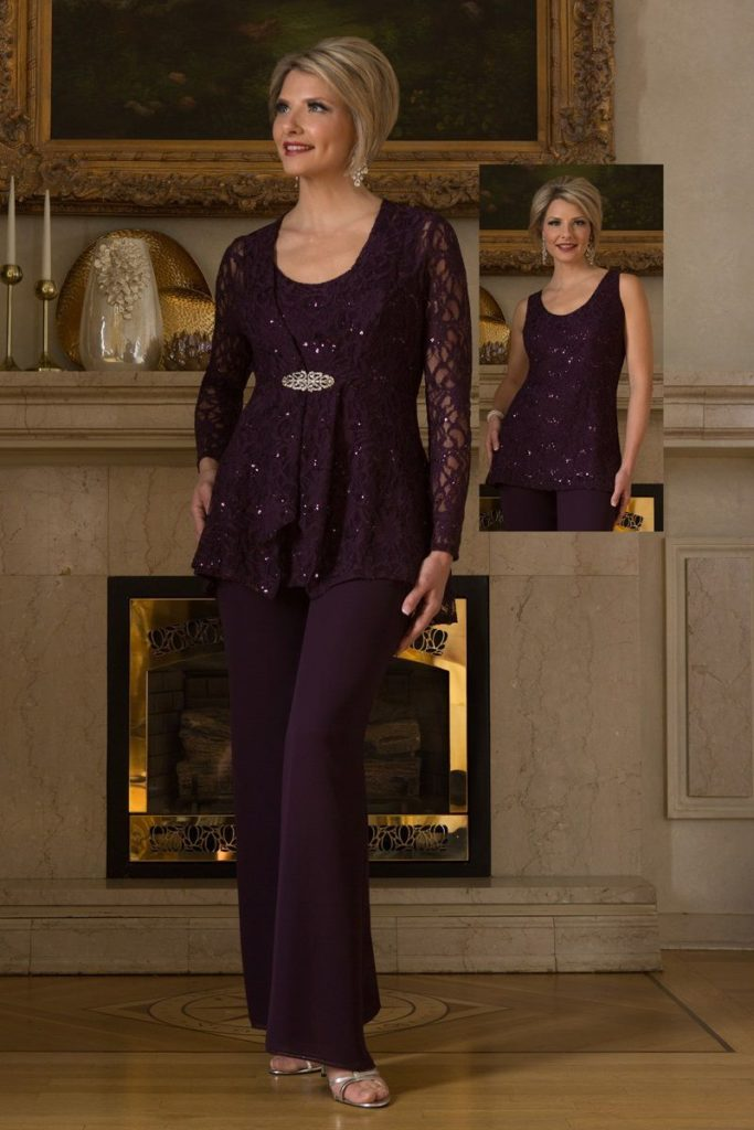 43239-ursula-Off the Rack Pantsuit / Special Occasion / Mother of the Bride