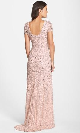 adrianna-papell-091874600-blush Off the Rack / Bridesmaids/ Special Occasion