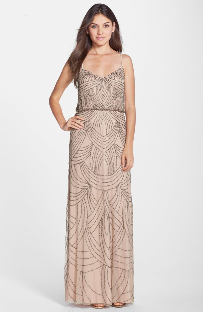 adrianna-papell-091891180-blush Off the Rack / Bridesmaids / Special Occasion