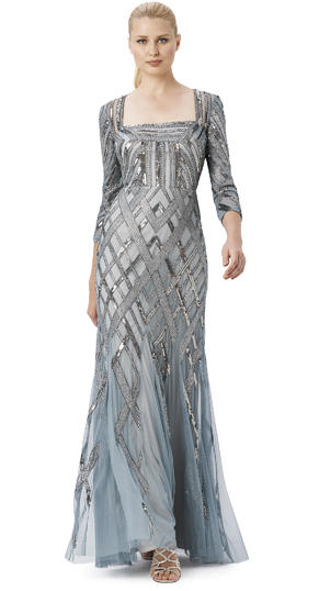 adrianna-papell-091897160_slate-blue Off the Rack / Mother of the Bride / Special Occasion