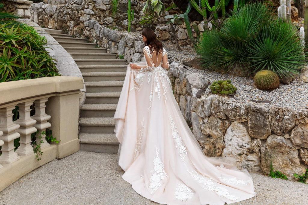 Crystal Design Aniya - The Blushing Bride boutique in Frisco, Texas