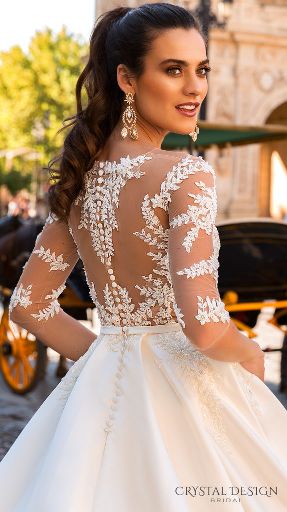 Jaimi by Crystal Design - The Blushing Bride boutique in Frisco, Texas