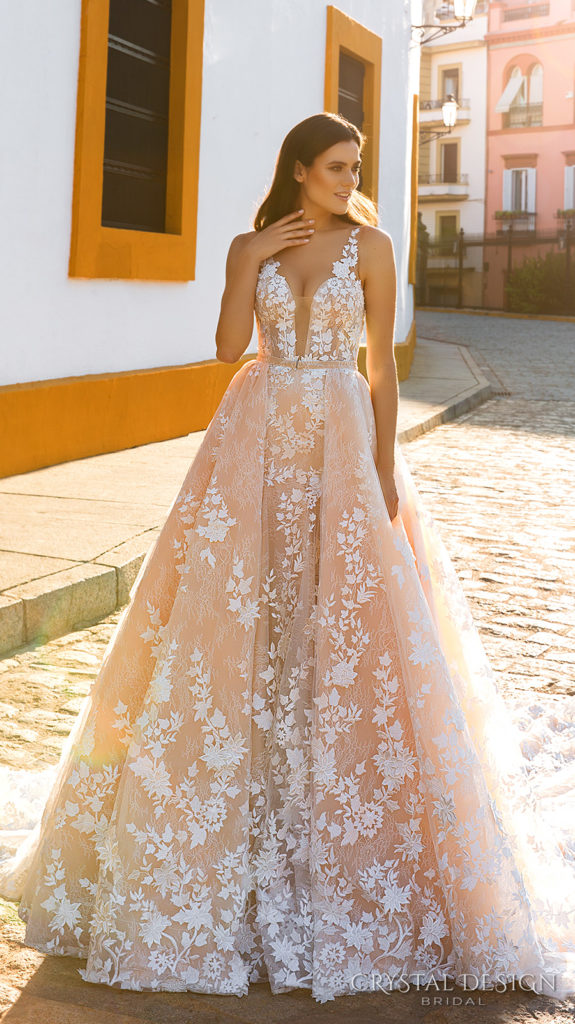 Crystal Design Lizel - The Blushing Bride boutique in Frisco, Texas